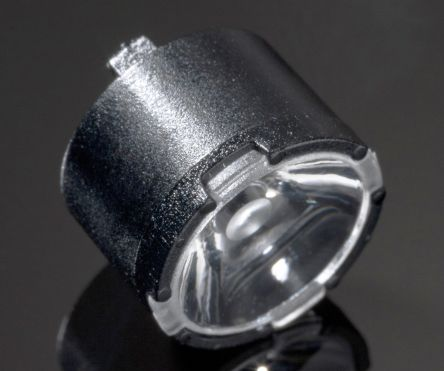 Ledil FP11055_LISA2-RS-PIN, Lisa2 Series LED Lens, 14.5 → 24 ° Spot Beam