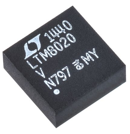 Analog Devices LTM8020EV#PBF, DC-DC Power Supply Module 200mA 36 V Input, 21-Pin, LGA
