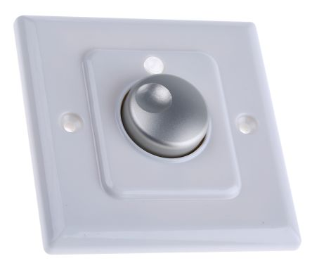 eldoLED DLA101W1 Face Plate for use with EldoLED DimWheel Colour DMX Network Dimmer DLC40201