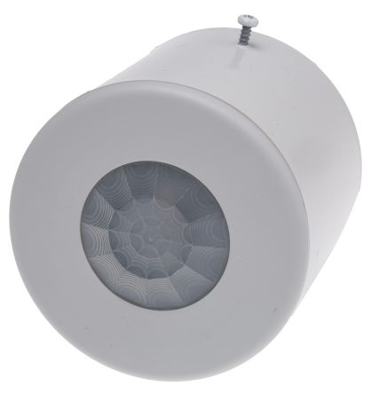 Lighting Controller Detector, PIR, Ceiling Mount, 230 V ac, 76mm Diameter product photo