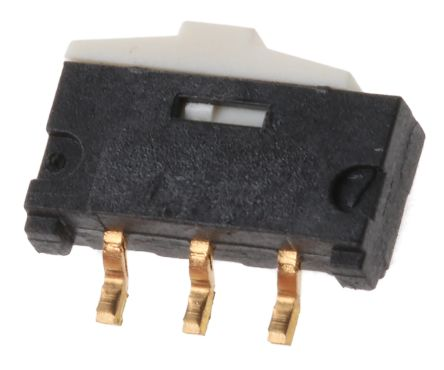 PCB Slide Switch Latching 500 mA @ 12 V dc product photo