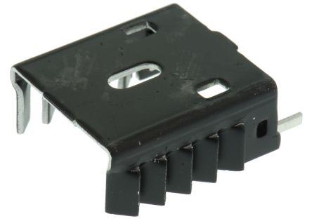 Heatsink, TO-220, 13°C/W, 12.5 x 30.4 x 31.2mm, PCB Through Hole