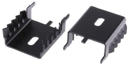 Heatsink, TO-220, 13°C/W, 12.3 x 29 x 35mm, Clip
