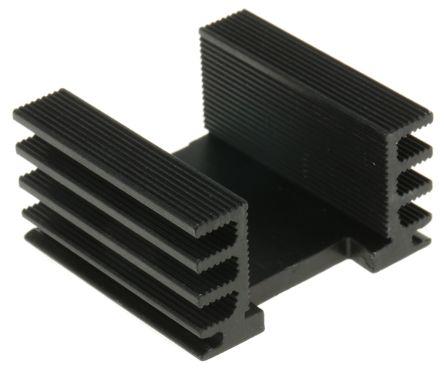 Heatsink, TO-218, TO-220, 8.5°C/W, 36 x 38 x 20mm, Screw