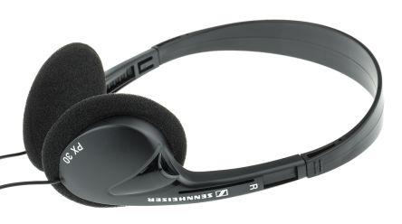 Sennheiser PX 30-II, On Ear (Supraural) Open Back Headphones