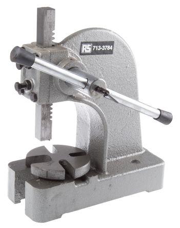 RS PRO 0.5T Arbor Machine Press | RS Components