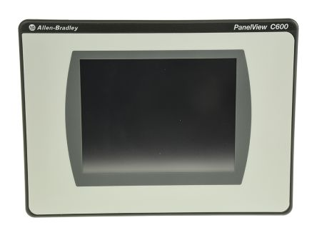 2711c t6m allen bradley panelview c600 series touch screen hmi rh uk rs online com allen bradley panelview plus compact 600 manual PanelView Component