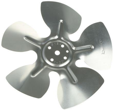 IQ fan axial impeller,154mm 22deg,flow v