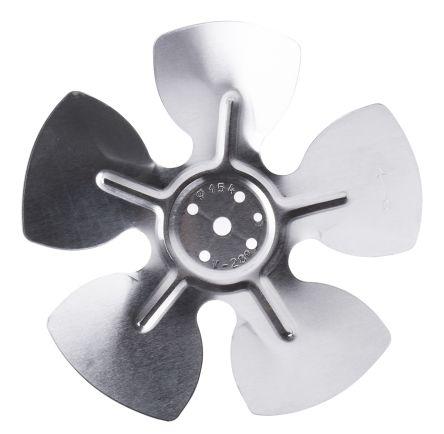 IQ fan axial impeller,154mm 28deg,flow v