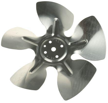 IQ fan axial impeller,154mm 34deg,flow v