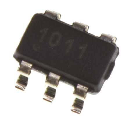 AT42QT1011-TSHR, Spread-Spectrum Charge-Transfer Touch Screen Controller, 14 bit, 6-Pin SOT-23