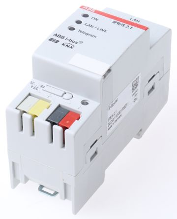 ABB KNX i-bus IPR/S2 1 IP Router | ABB | RS Components Saudi