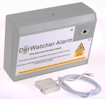 Dorwatcher Alarm - Battery Powered