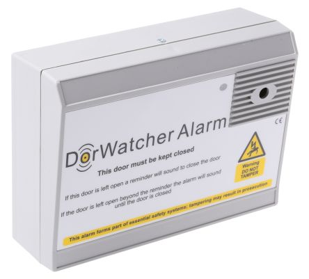 Dorwatcher Alarm - 240Vac Mains Powered