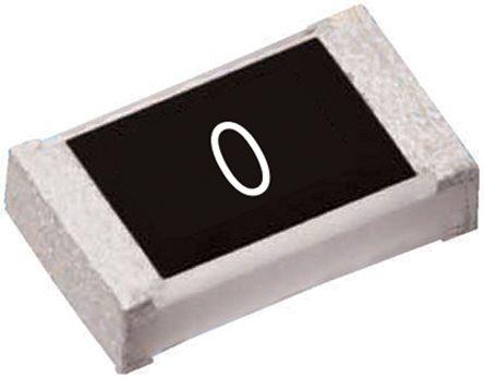 0Ω 0805 Thick Film SMD Resistor ±5% 0.125W