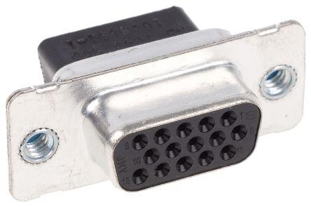 Crimp Pin Male D-SUB High Density Lot of 100