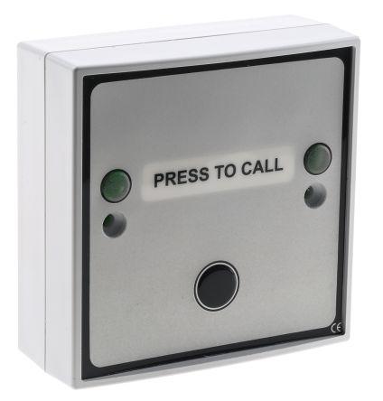Hoyles Push Button Personal Alarm - Battery