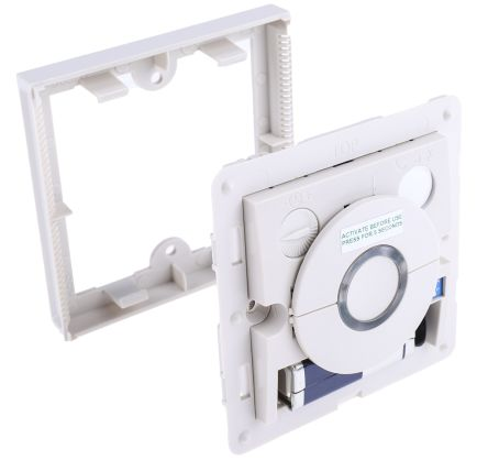Push button timer light switch 2 h wall mount 1 way 1 gang 230 v main product mozeypictures Choice Image