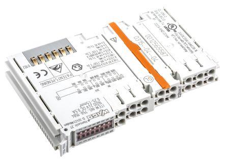 Wago I/O SYSTEM 750 PLC I/O Module 16 (Channel) Outputs 24 V dc, 67 x 12 x  100 mm