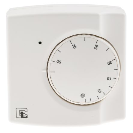 Dual voltage thermostat 230V / 24V