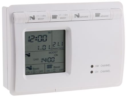 Central Heating programmer TH-0472-2 heating /& hot water 2 channel