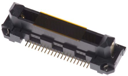 Hirose FunctionMAX FX18, 40 Way, 2 Row, Straight PCB Header