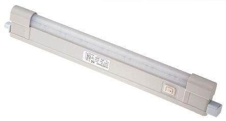 Consider, flourescent strip lighting