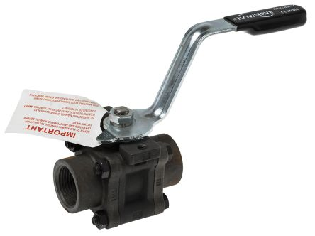 Manual Ball Valve Carbon Steel, 441885 product photo