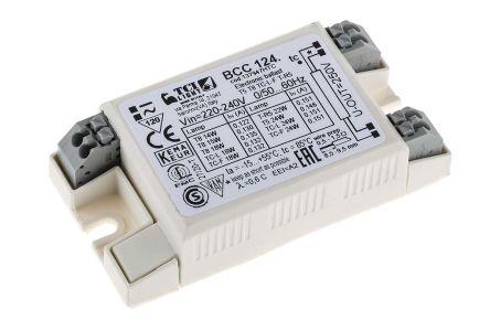 1 x 14 → 18 W, 1 x 18 → 24 W, 1 x 22 W, 1 x 24 W Electronic Compact Fluorescent Lighting Ballast, 220
