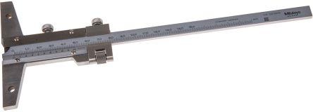 Mitutoyo 527-101 Stainless Steel Vernier Depth Gauge, 150mm