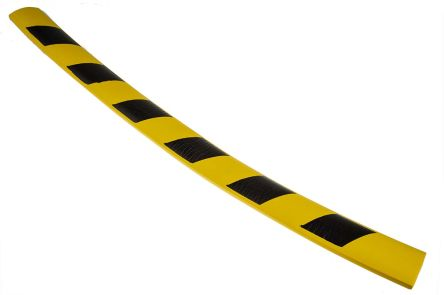 RS PRO Black/Yellow Edge Protection, 750mm by 60mm