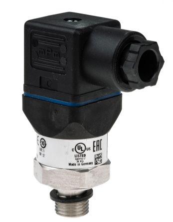 Hydraulic Pressure Sensor 12719308, 4-Pin L-Plug, 4 -> 20mA, 0bar to 25bar product photo