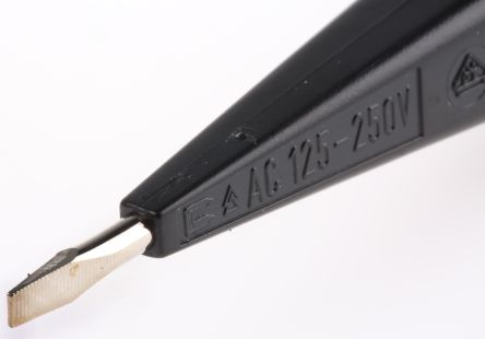 CK 440008 Mainstester Screwdriver VDE 125-250V AC