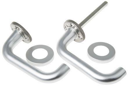 Aluminium Return to Door Lever Handle