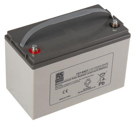 Lead Acid Battery >> Lead Acid Battery 12v 100ah