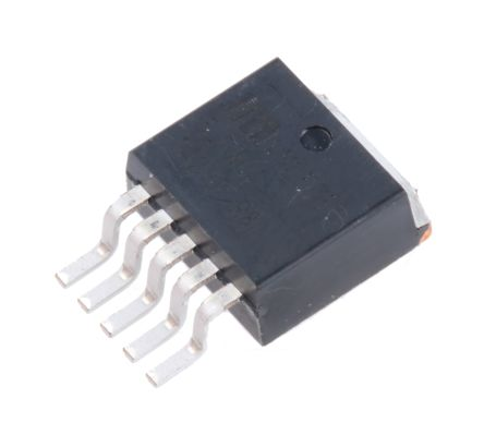 Microchip LM2575-5.0WU, Inverting, Step Down DC-DC Converter 5-Pin, TO-263