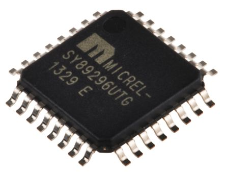 SY89296UTG, Delay Line 14.8ns, 32-Pin TQFP