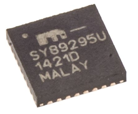 SY89295UMG, Delay Line 14.8ns, 32-Pin MLF