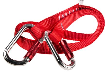 Certex Bridon Lifting Systems Work Positioning Lanyard Snap Hook