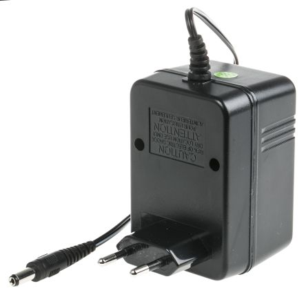 D48-12 0-0900EU RS PRO | RS PRO, 11W Plug In Power Supply