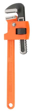 Main Product  sc 1 st  Radionics & 361-14 | Bahco Stillson Wrench 51mm Jaw Capacity Steel 355 mm | RS ...