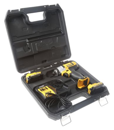 Dewalt Compact Impact Wrench, 1kg, French 2 Pin Plug product photo