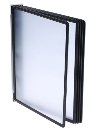 Planorga A4 Document Display 31433 Rs Components