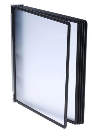 Durable Wall Mounted 5 Panel Presentation Folder