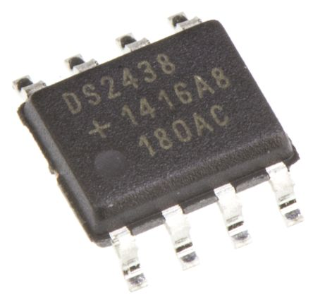 Maxim Integrated DS2438Z+ Lithium-Ion, NiCD, NiMH, Battery Fuel Gauge IC, 2.4 → 10 V 8-Pin, SOIC