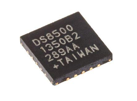 Maxim DS8500-JND+, Modem HART Protocol Modem FSK, 3.6 V, 1200bit/s, 20-Pin, TQFN