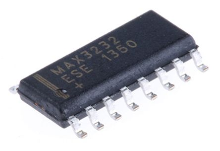 3 TO 5.5V LOW-POWER RS-232 TRANSCEIVER
