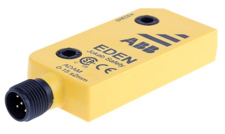 Eden Adam 2TLA Magnetic Safety Switch, Coded Actuator, Plastic, 24 V dc