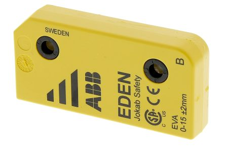 Eden Eva 2TLA Safety Switch, Coded Actuator, Plastic, 24 V dc