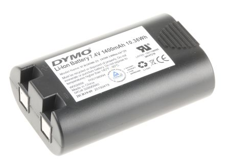 DYMO Label Printer Rechargeable Battery for use with Rhino 4200, Rhino 5200 Printers